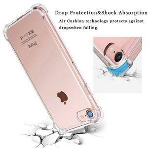 Anti- Knock Transparent Shockproof Phone Case